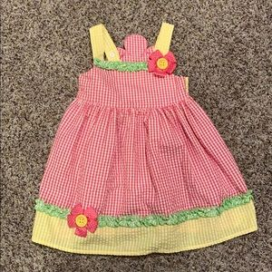 24 month girls dress